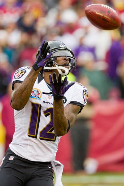 Jacoby Jones and the Ravens will hold three open practices to the public this summer.