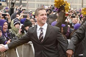 Looking for a job? Career Coach Elliot Lasson says perhaps you should emulate Ravens Coach John Harbaugh.