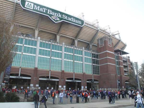 The Ravens are weighing upgrades to M&T Bank Stadium's lower-level concourse.