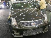 The 2013 Cadillac CTS-V Coupe was Maryland Auto Dealers Association President J. Peter Kitzmiller's favorite car on display at the convention center. But he's a little biased — he drives one.