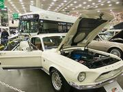 A 1968 Shelby Mustang was one of several vintage cars featured at the 2013 Motor Trend International Auto Show — Baltimore.