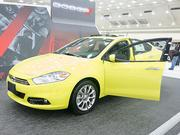 The Dodge Dart can log up to 41 miles per gallon and starts at a baseline price of $15,995.