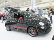 The Fiat is among a growing class of small, fuel efficient cars. The cars gets 31 miles per gallon and starts at $22,000.