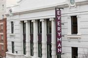 Everyman's reincarnation downtown cost about $16 million to build. The theater group set out in 2007 to raise $18 million to finance its move to Fayette Street, including a $2 million reserve. The organization is $120,000 shy of its goal.