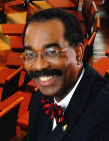 Dr. E. Albert Reece, MD, PhD, MBA