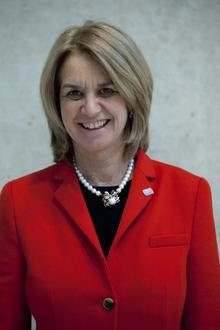 photo of Kathleen Kennedy Townsend
