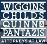 No. 10) Wiggins Childs Quinn & Pantazis LLC Litigation attorneys: 35