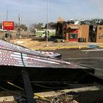 Wells Fargo, Regions branches among businesses damaged in Center Point