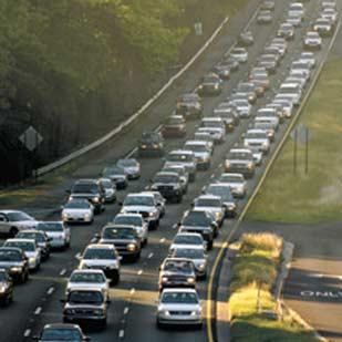 A new survey confirms what U.S. 280 traffic suggests: Alabamians prefer to drive to work alone.