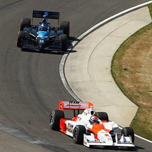 IndyCar racing will continue at Barber Motorsports Park for through 2016.