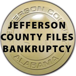 Jefferson County filed bankruptcy on Nov. 9.
