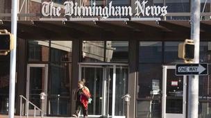 The changes at the Birmingham News could result in some new uses for the paper's headquarters.