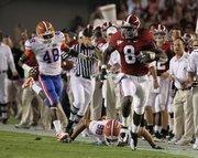 No. 4 - Alabama Average attendance: 101,821 Conference: SEC
