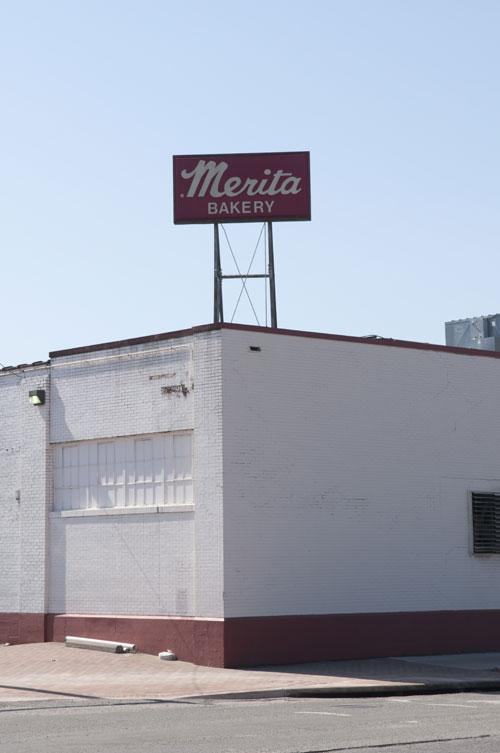 The fate of the Merita Bakery building across 14th Street South from Railroad Park – one of the prime pieces of real estate by the Birmingham Barons ballpark – is up in the air because of the Hostess bankruptcy.