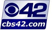 No. 3 - CBS 42 Call letters: WIAT Rating: 3.2