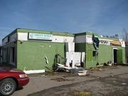 Green Acres Center Point was one of the many retail establishments that sustained damage in Monday's storm.
