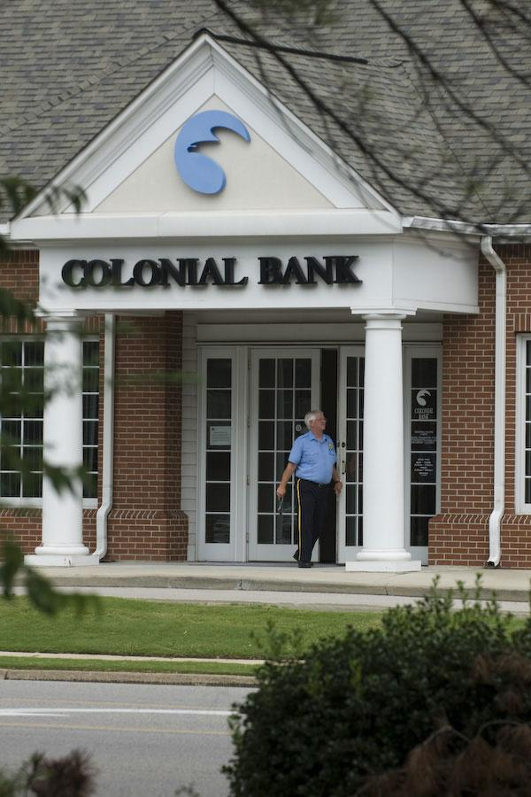 The FDIC has filed lawsuits against 11 banks stemming from the 2009 failure of Colonial Bank.