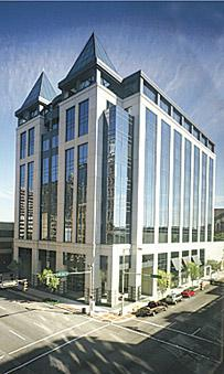 Cadence Bank is moving its headquarters to downtown's Concord Center.