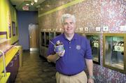 """Executive: David Kahn, owner Company: Yogurt Mountain Why did you become an entrepreneur? """"I had lost 75 or 80 pounds and I had incorporated yogurt as part of my daily diet. My wife encouraged me to look at yogurt.""""  Click here to read the profile for Yogurt Mountain"""