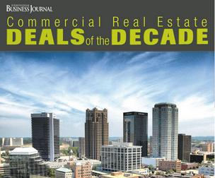 This year, the Birmingham Business Journal decided to recognize the top commercial real estate deals from the past 10 years in our Deals of the Decade Awards. These awards honor new projects, renovations and developments that have had a major impact on our region. These deals will be honored at our Deals of the Decade reception on April 12 at Vulcan Park and Museum. Click here to register