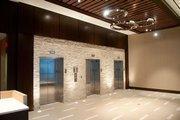 Elevators in the new Westin.