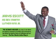 """Described as """"an emerging leader in his field,"""" Jarvis Escott is founder and president of First Impressions Marketing Group LLC. Escott launched WhatsHappeningBirmingham.com in 2012 and is a member of the Tarrant City Industrial Development Board.  Click here to read the full profile  Click here to register for our Top 40 Under 40 event"""