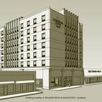 Five Points hotel gets conditional design approval