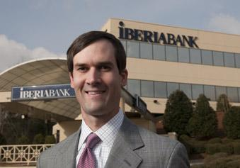 Greg King said IberiaBank still plans to grow in Alabama.