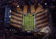 No. 21 - Iowa Average attendance: 70,585 Conference: Big Ten