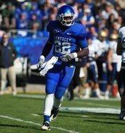 No. 25 - University of Kentucky Average attendance: 66,070 Conference: SEC