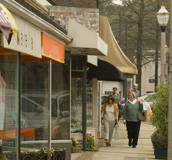 Mountain Brook ranks high for quality of life, according to a new report.