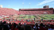 No. 11 - Nebraska Average attendance: 85,664 Conference: Big Ten* *- Competed in Big 12 in 2009
