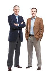 """Executives: Patrick Hymel and Stephen Brossette, founders Company: MedSnap Why did you become an entrepreneur? """"The success of our first venture.""""  Click here to read the profile for MedSnap"""