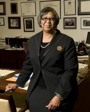 Dr. Sandral Hullett Title: CEO Company: Cooper Green Mercy Hospital  Why she's influential: Hullett's influence is humanitarian, continuing to oversee Cooper Green Mercy Hospital and keeping the doors open through its difficult situation with the funding challenges from Jefferson County's bankruptcy and $4.2 billion debt crisis.