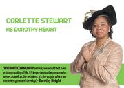 """Praised for her """"passion to make a positive impact,"""" Corlette Stewart is o2 ideas' senior business development officer. The 36-year-old earned her way up the career ladder at the company from account coordinator to her current position.  Click here to read the full profile  Click here to register for our Top 40 Under 40 event"""