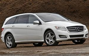 Mercedes R-Class will continue to be made in Alabama, but sales in the U.S. will cease.