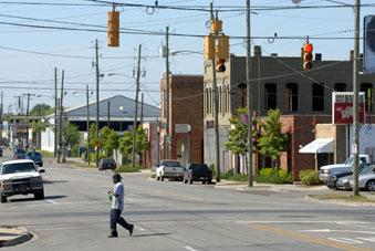 The Avondale neighborhood has drawn national attention in recent months because of its resurgence.