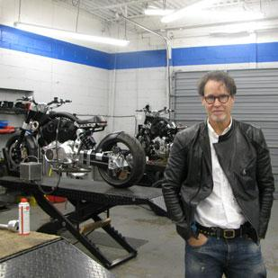 Matt Chambers' Confederate Motors is moving its headquarters to a new location in downtown Birmingham.