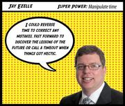 """Jay Ezelle Company: Starnes Davis Florie LLP Why Jay is a Top 40 honoree:  Recognized for bringing an """"incredible work ethic"""" to his firm, Jay Ezelle is a partner at Starnes Davis Florie LLP. As a result, the 37-year-old immediately began working on some of the firm's most complex commercial litigation cases and became the go-to guy for the firm's clients needing assistance in this type of litigation.   Subscribers can click here for the full profile  Join us to honor Jay and the rest of our 2012 Top 40 Under 40 at our awards luncheon on Feb. 23. Click here for more information on the event"""
