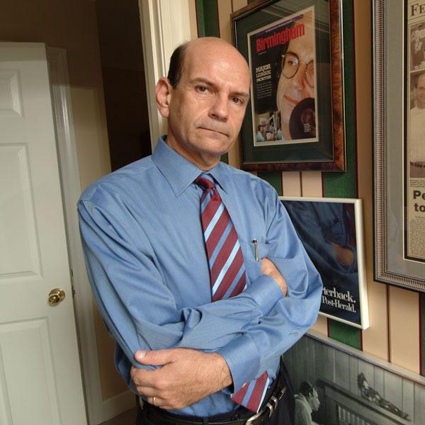 According to court records, Paul Finebaum is suing Citadel Broadcasting.