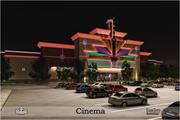 A movie theater is also part of the master plan.