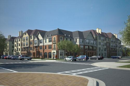 Work has begun on The Residences at Lane Parke, a 276-unit luxury apartment complex in Mountain Brook.