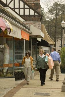 Mountain Brook has the state's highest rate of self-employment.