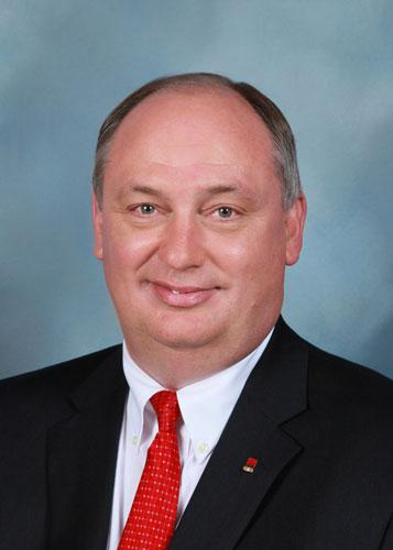 Jimmy Parnell has been named president, CEO and chairman.
