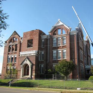The Powell School is one of the Birmingham applicants for the Alabama Historic Rehabilitation Tax Credit Program.