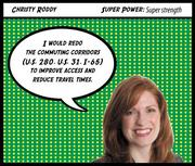 """Christy Roddy Company: EGS Commercial Real Estate Inc. Why Christy is a Top 40 honoree:  Christy Roddy, 37, vice president – office, EGS Commercial Real Estate was recognized for her """"multi-dimensional abilities."""" Starting her career with EGS in 2002 in administration, she quickly advanced to a leadership position as director of marketing.  Subscribers can click here for the full profile  Join us to honor Christy and the rest of our 2012 Top 40 Under 40 at our awards luncheon on Feb. 23. Click here for more information on the event"""