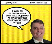 Brian Sparks Company: Ingram and Associates Why Brian is a Top 40 honoree:  Brian Sparks, 38, is manager of Ingram and Associates and the youngest president of the Birmingham Association of Realtors in its 100-year history.   Subscribers can click here for the full profile  Join us to honor Brian and the rest of our 2012 Top 40 Under 40 at our awards luncheon on Feb. 23. Click here for more information on the event