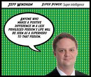 Jeff Windham Company: Forensic/Strategic Solutions PC Why Jeff is a Top 40 honoree:  Jeff Windham, 35, is general counsel and senior forensic analyst and litigation consultant with Forensic/Strategic Solutions PC. Windham has guided the firm through highly confidential, professional work, as well as guide the firm through complex professional licensing for multi-state services.  Subscribers can click here for the full profile  Join us to honor Jeff and the rest of our 2012 Top 40 Under 40 at our awards luncheon on Feb. 23. Click here for more information on the event