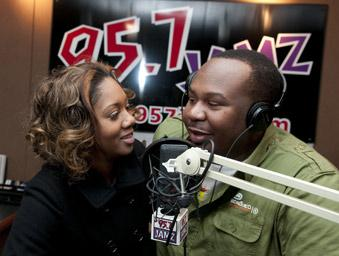 Cox Media Group has sold its Birmingham radio stations, including 95.7 Jamz, according to a release from the Atlanta-based company.