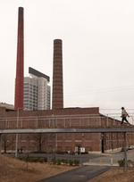 Historic steam plant eyed for redevelopment